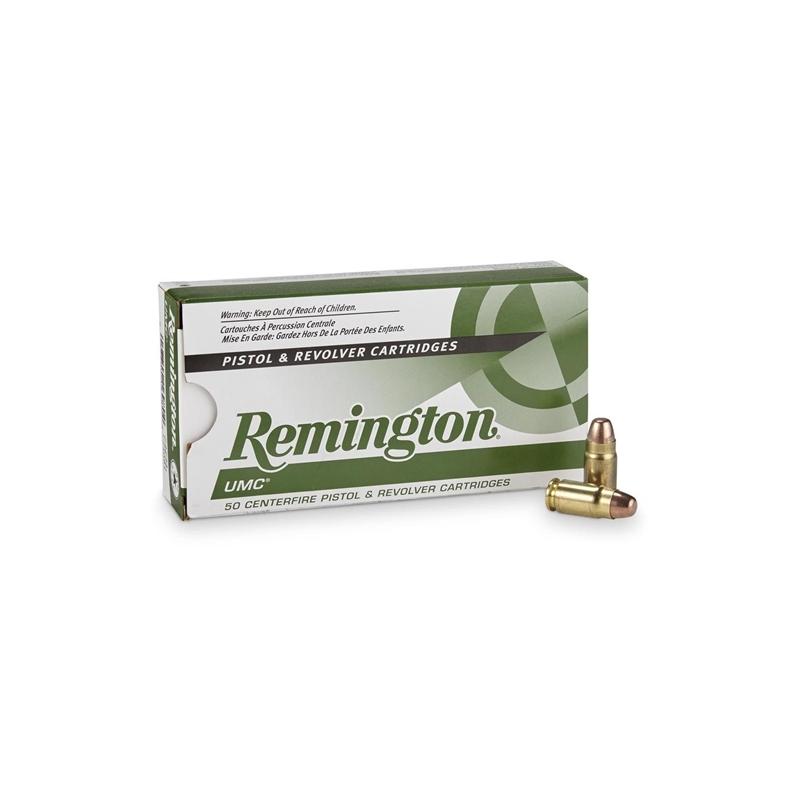 Remington UMC 357 Sig Ammo 125 Grain Full Metal Jacket
