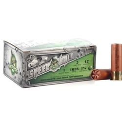"Hevi-Shot Speedball Waterfowl 12 Gauge Ammo 3"" 1-1/4 oz #1 Non-Toxic Shot"