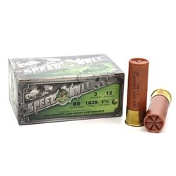 "Hevi-Shot Speed Ball 12 Gauge Ammo 3"" 1 1/4 oz #BB Shot"