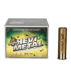 "Hevi-Shot Hevi-Metal Waterfowl 12 Gauge Ammo 3-1/2"" 1-1/2 oz BBB Non-Toxic"