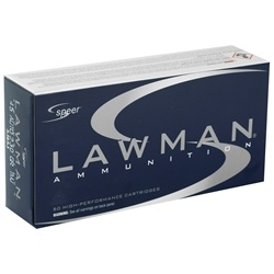 Speer Lawman 45 ACP AUTO Ammo 230 Grain Total Metal Jacket
